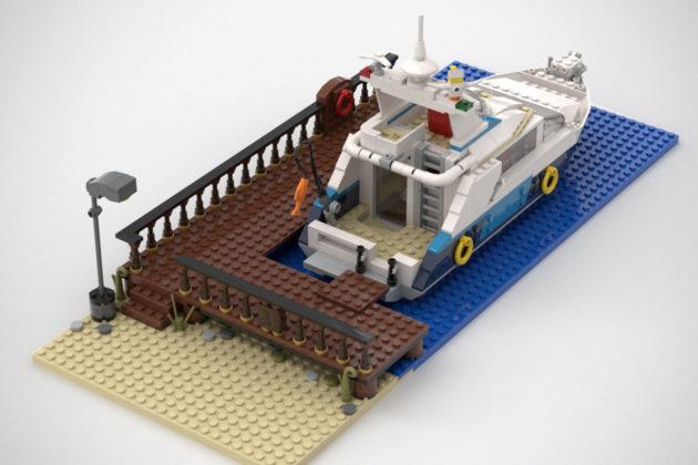 Cruising Adventures 31083 Dock