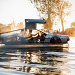 Here's A Real-life BTTF DeLorean That Flies, Well, Kind Of…