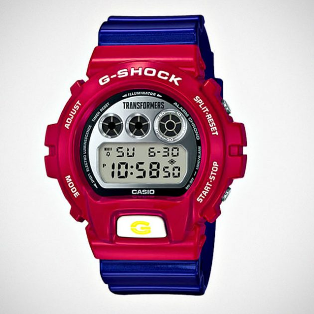 G-Shock x Transformers DW-6900TF-SET