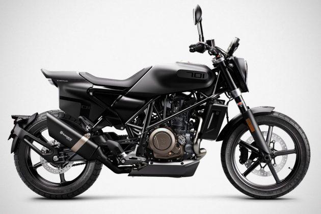 Husqvarna Motorcycles SVARTPILEN 701