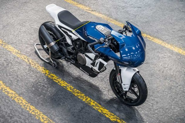 Husqvarna Motorcycles VITPILEN 701 AERO