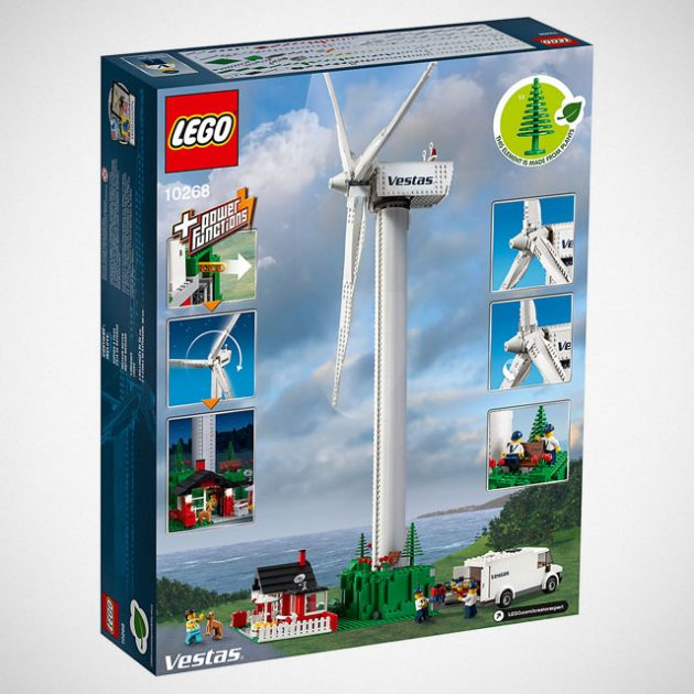 LEGO 10268 Creator Expert Wind Turbine