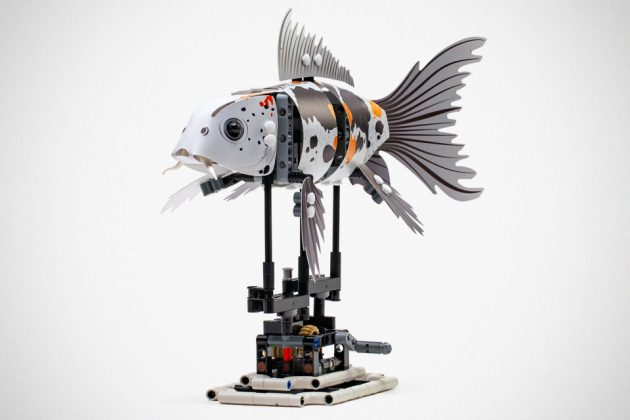 LEGO Forma Mechanical Toys