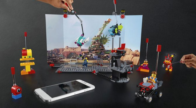 LEGO Unveiled More <em>The LEGO Movie 2</em> Building Sets
