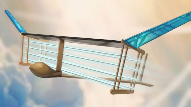 MIT Ion-powered Aircraft