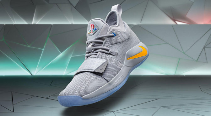 Nike PG 2.5 x Playstation Sneakers