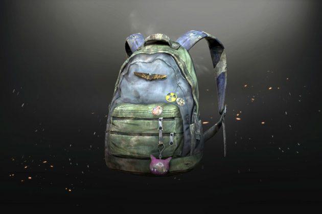 PUBG Pre-order Bonus Backpack