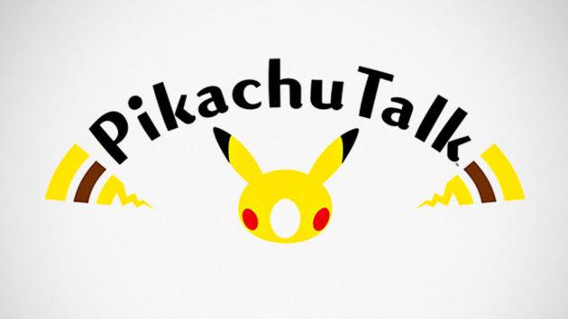 Pikachu Talk Skill
