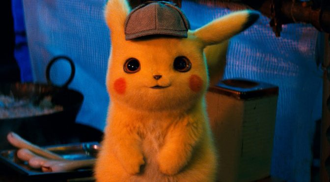Pokémon Detective Pikachu Movie Trailer