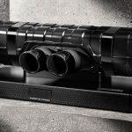 Porsche Design 911 Soundbar Black Edition: Only Wall-mounted TV Needs Apply