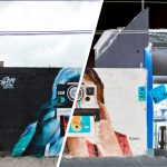 Colors Of These Amazing Wall Murals Will Only Be Revealed When Inverted
