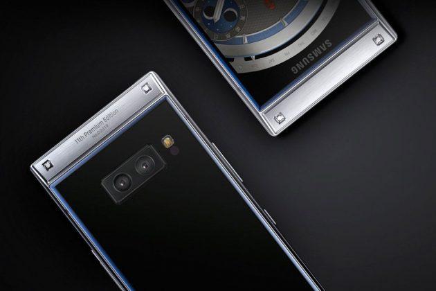 Samsung W2019 Flip Phone for China