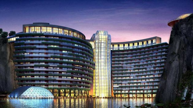 Shimao Wonderland InterContinental Hotel