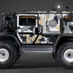Russia's TechnoImpulse Rocket Z SUV Gets You Ready For Zombie Apocalypse