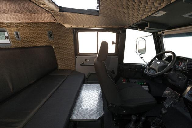 TechnoImpulse Rocket Z SUV
