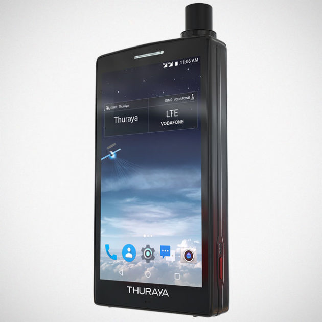 Thuraya X5-Touch Satellite Smartphone