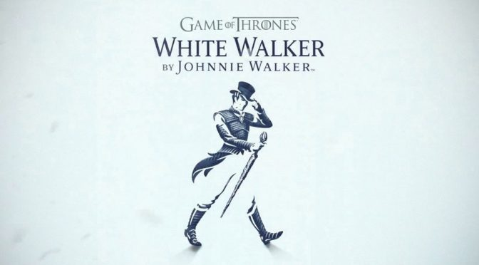 White Walker Whiskey by Johnnie Walker