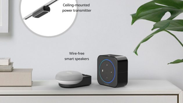 Wi-Charge Wireless Power Kit