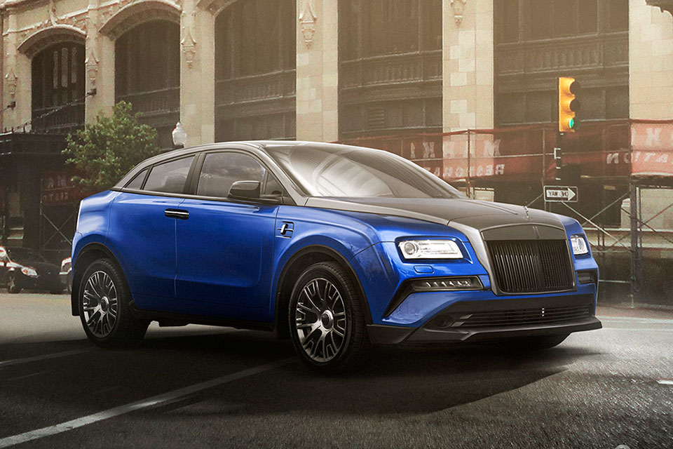 Concept Rolls-Royce Crossover