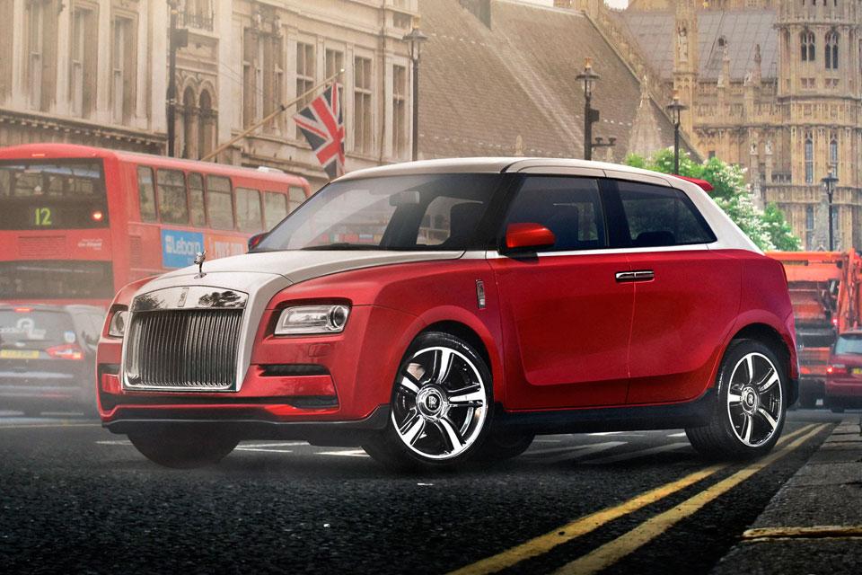 Concept Rolls-Royce Hatchback