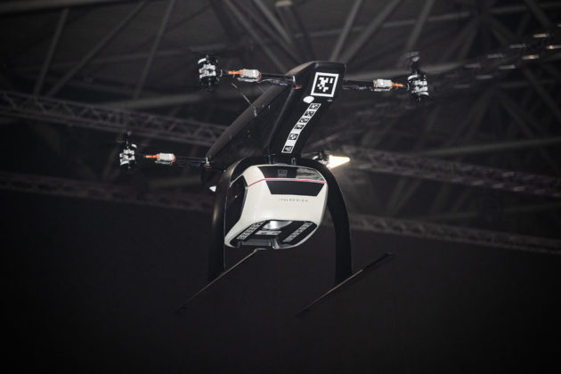 Airbus Pop.Up Next Autonomous Drone