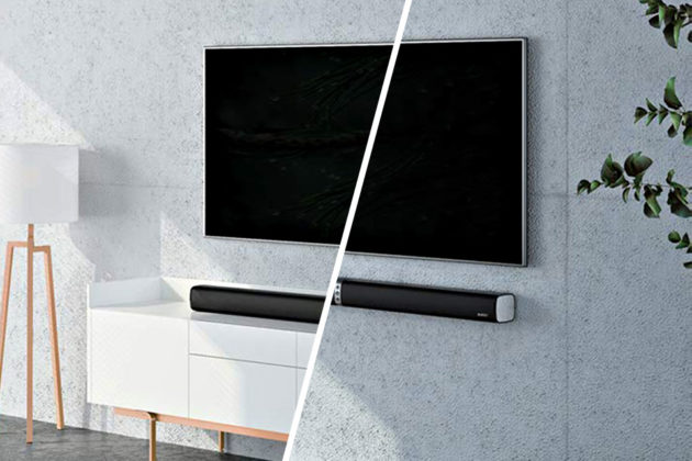 Aukey Sound Bar 2.0 Bluetooth Speakers