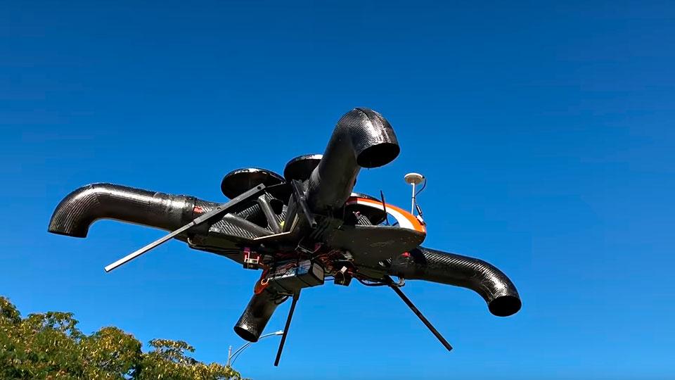 bladeless drone