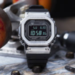 CASIO Debuts G-Shock With 1983 Case in Full Metal Paired With Resin Band