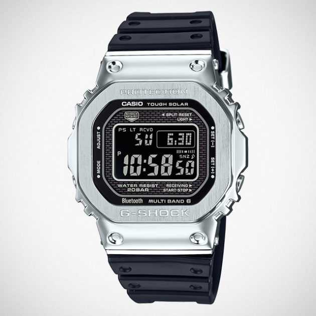 Casio GMWB5000-1 Metal G-Shock