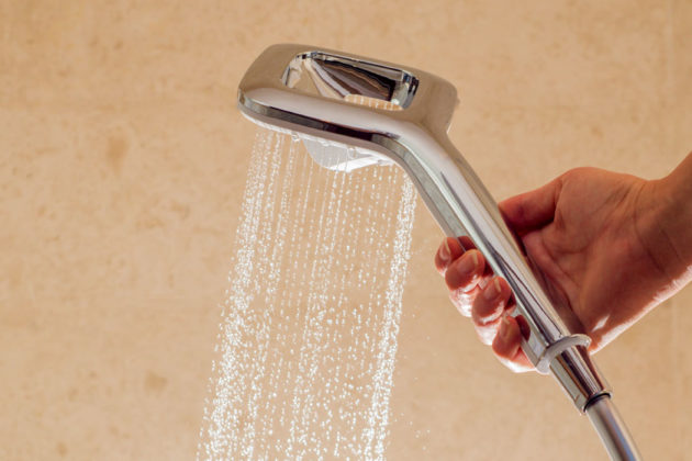 Cirrus Water-atomizing Shower Head