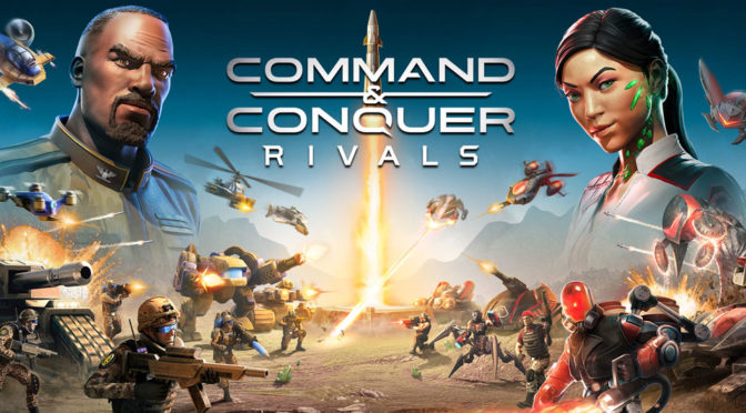 Command & Conquer: Rivals Mobile Game