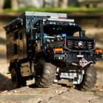 The Details In This LEGO Mercedes-Benz Zetros Will Blow Your Mind
