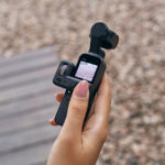 DJI OSMO Is An Action Cam For Those Who Is Not Doing The Action