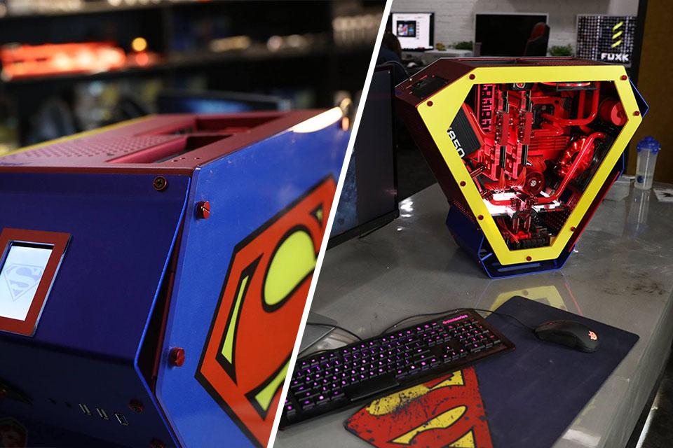 FUXK Stunning Custom PC Mods