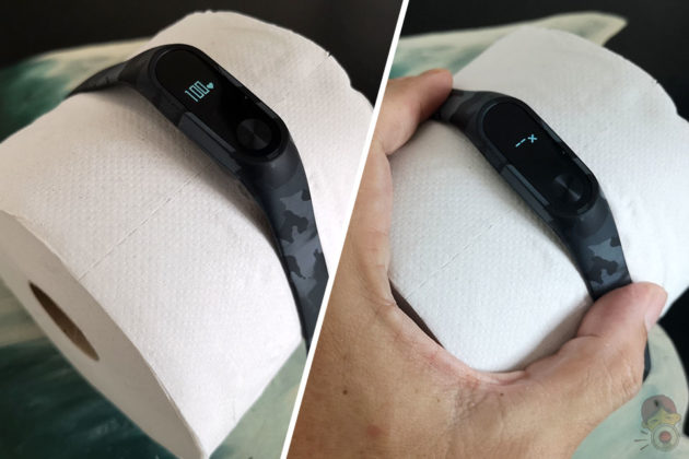 Fitness Tracker Picked Up Toilet Paper Heart Rate