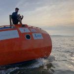 71-Year-Old French Is Crossing Atlantic In A Barrel-Like Vessel