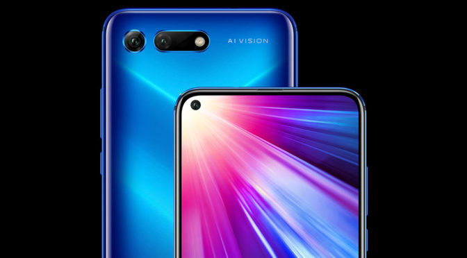 Honor V20 <em>AKA</em> View20 Launched In China Ahead Of Paris Event