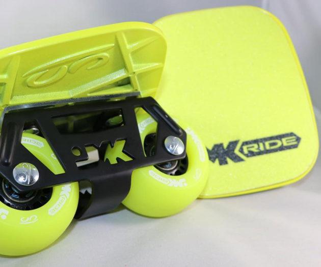 JMK Ride Free Skates Complete Set