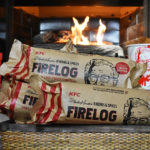 KFC Wants Your Living Smelling Like Fried Chicken With This KFC Firelog