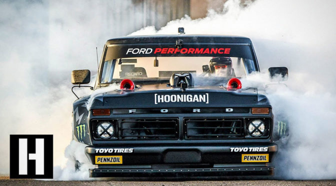 Ken Block Gymkhana Ten Video