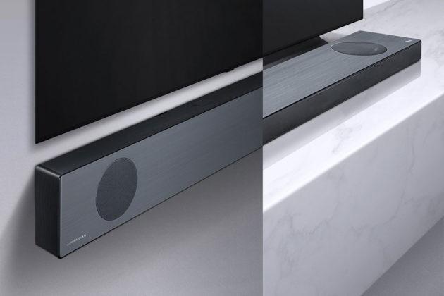 LG SL Series Sound Bars CES 2019