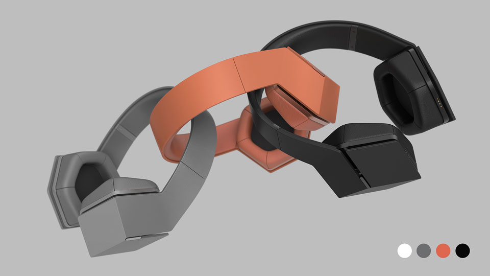 Lenovo Sound Cube Wireless Headphone
