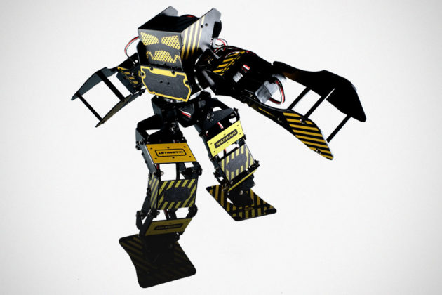 Limitless IQ Super Anthony Fighting Robot