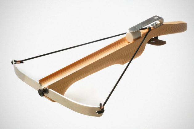 MMX Vancouver Marshmallow Crossbow