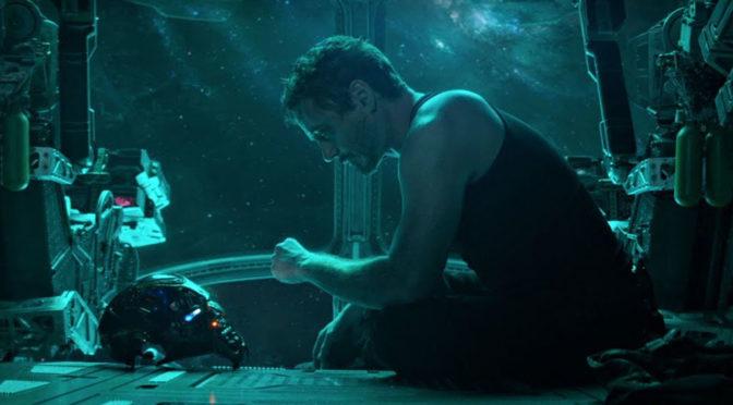 Marvel Studios Avengers 4 Trailer