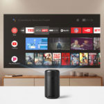 The Future Of Android TV Is This: A Portable Projector