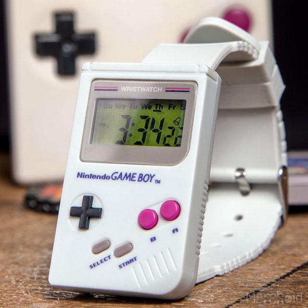 Nintendo Game Boy Wrist Watch