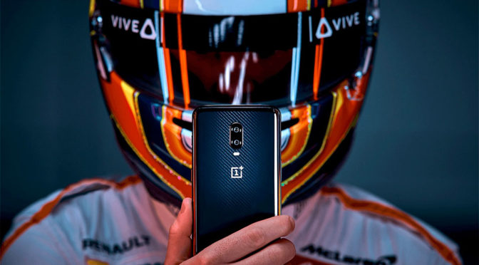 OnePlus Debuts OnePlus 6T McLaren Edition With Warp Charge 30, 10 GB RAM