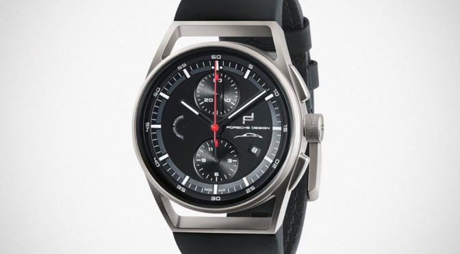 Porsche Celebrates 8th-Gen Porsche 911 With A New Timepiece