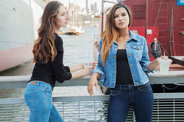 Radian Deep Front Pockets Jeans